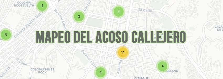 mapeo del acoso - DASHBOARD